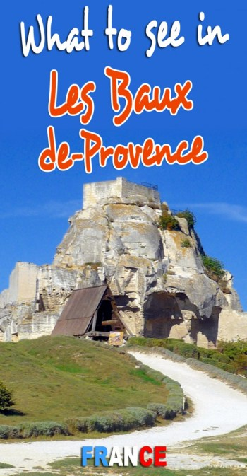 Discover Les Baux-de-Provence © French Moments