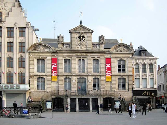 Grand'Garde, Lille © Velvet, licence [CC SA 3