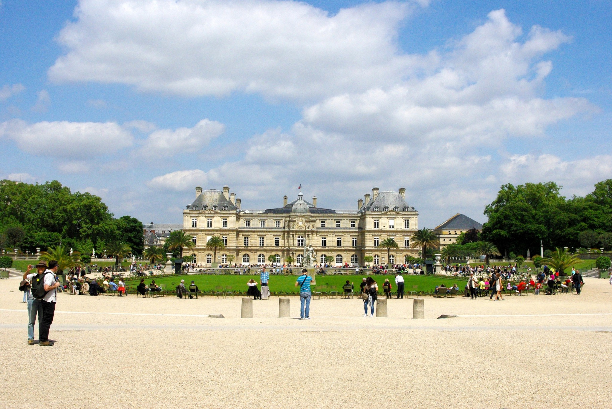 luxembourg garden in spring 13 copyright french moments - Jardin Du Luxembourg