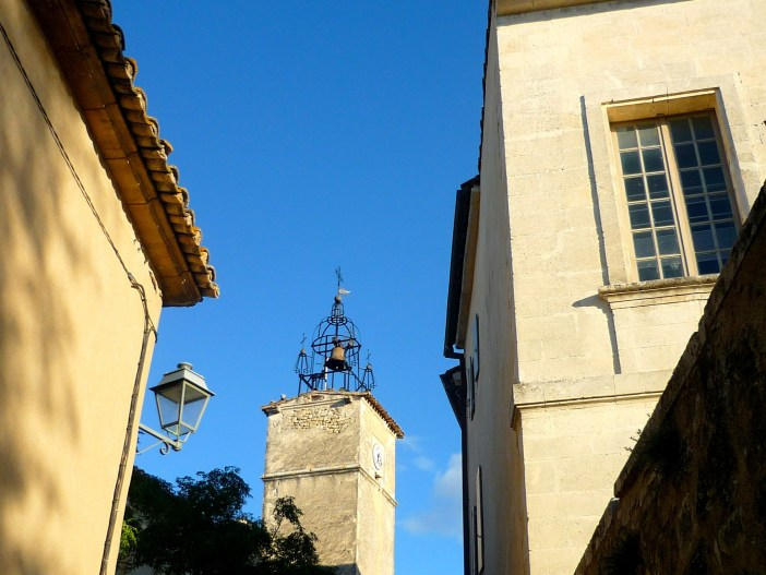 The belfry of Ménerbes © French Moments