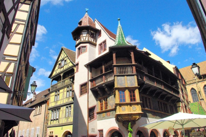 Pfister Colmar old town