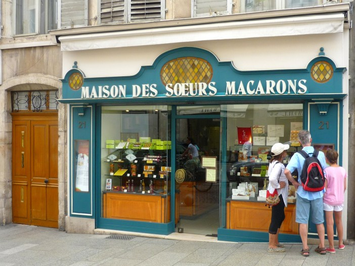 Maison des Sœurs Macarons in Nancy © French Moments
