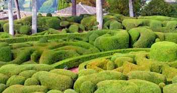 Marqueyssac Gardens Perigord © French Moments