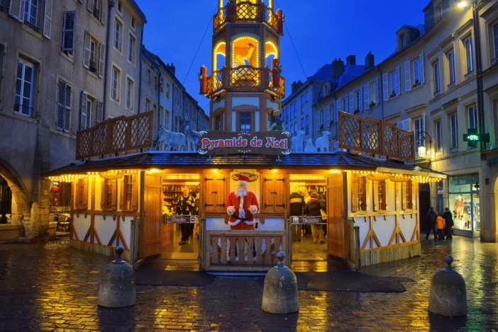 Metz Christmas Market © French Moments
