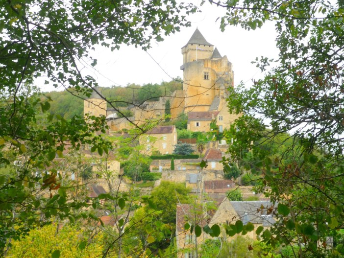 The castle of Castelnaud-la-Chapelle © French Moments