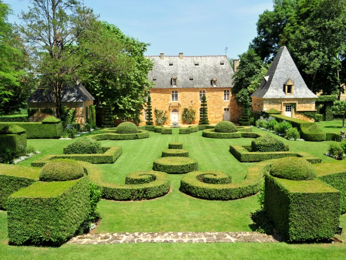 The gardens of Eyrignac © Olivier Anger