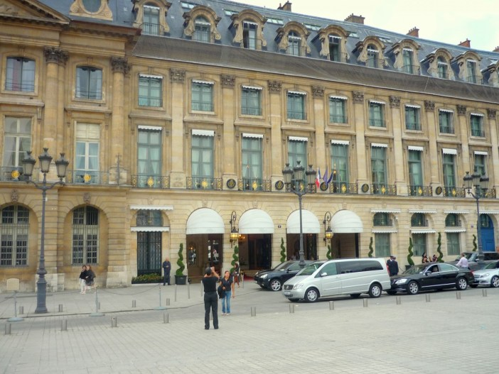 The Ritz Hotel © French Moments