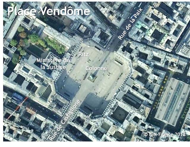 Paris copyright French Moments Place Vendome