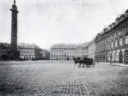 Place Vendôme circa 1900