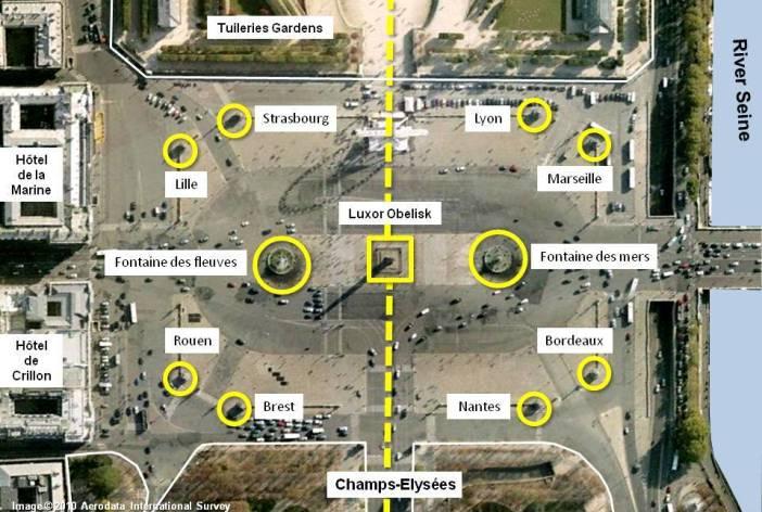 Place de la Concorde Paris by French Moments