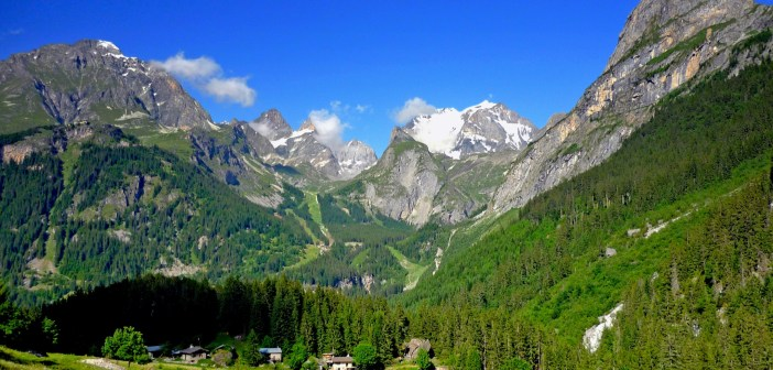 Pralognan-la-Vanoise and Grande Casse © French Moments