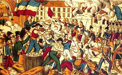 The Revolt of the Carnuts, Lyon, October 1831