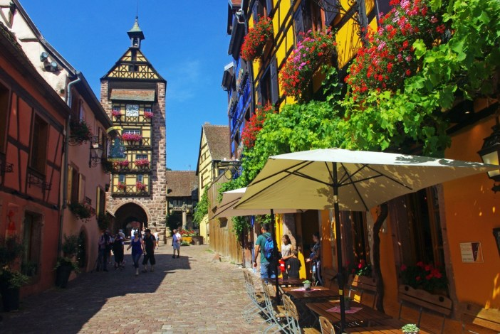 Riquewihr Alsace © French Moments