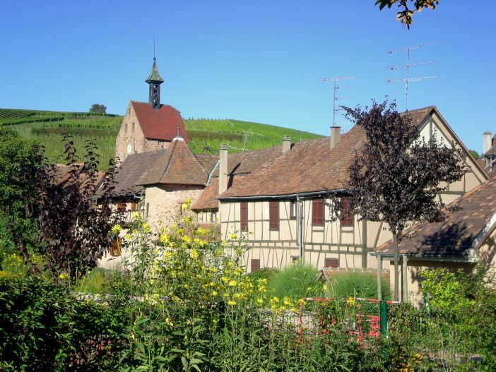 Ramparts of Riquewihr © French Moments
