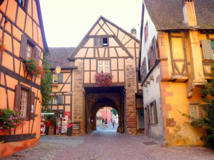 The Obertor in Riquewihr © French Moments