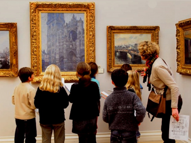 Fine Arts Museum of Rouen © photothèque OT Rouen
