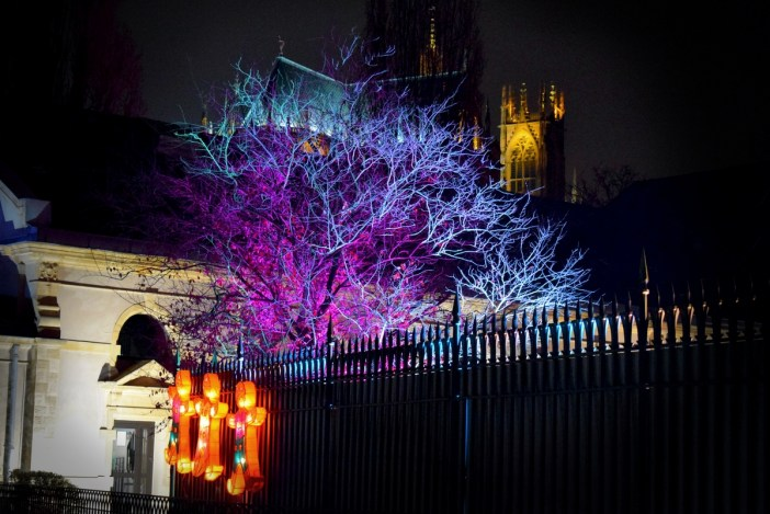 The Trail of Lanterns in Metz © French Moments