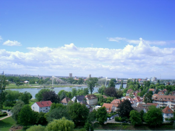 Strasbourg and Rhine © French Moments