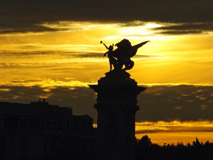 Sunset Pont Alexandre III 02 © French Moments