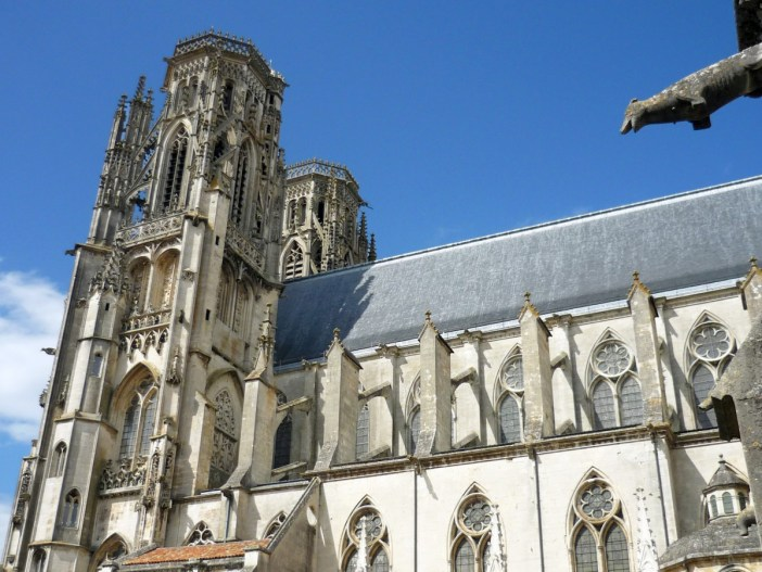 Toul cathedral Lorraine