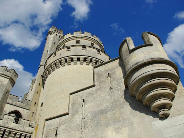 Pierrefonds © Photo: Nicolas Fatous, licence  [CC BY-SA 3.0], from Wikimedia Commons.