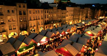 Christmas Market of Metz © Ville de Metz - Christian Legay, Marc Royer