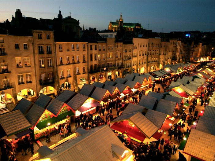 Most Beautiful Christmas Markets: Metz © Ville de Metz - Christian Legay, Marc Royer