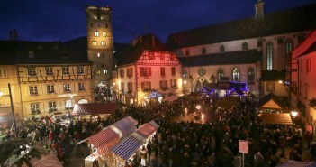 Ribeauvillé Christmas Market © Office de Tourisme Pays de Ribeauvillé-Riquewihr