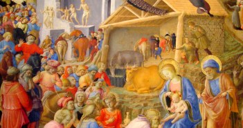 Angelico Adoration of the Wise Men