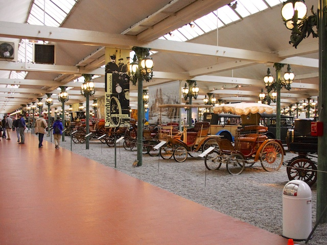 Automobile Museum © ignis, Creative Commons (CC BY-SA 3.0)