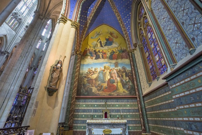 Side chapel, Beauvais Cathedral - Stock Photos from Isogood_patrick - Shutterstock