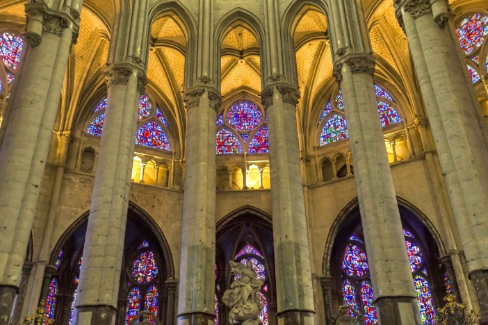 Chevet of Beauvais Cathedral - Stock Photos from Isogood_patrick - Shutterstock