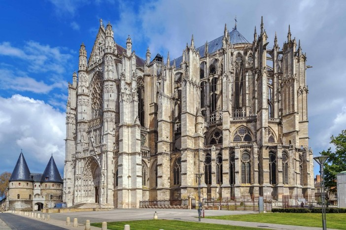 Beauvais cathedral - Stock Photos from Borisb17 - Shutterstock