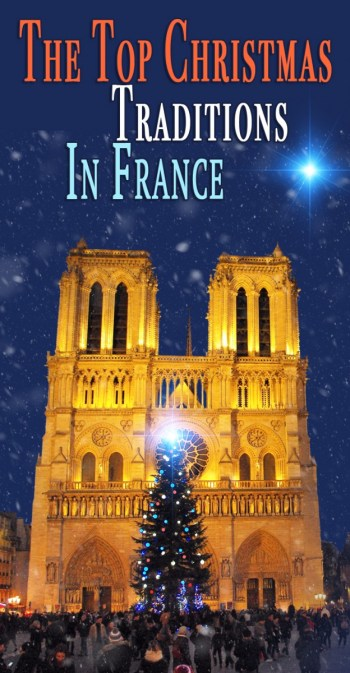 The Top French Christmas Traditions © French Moments