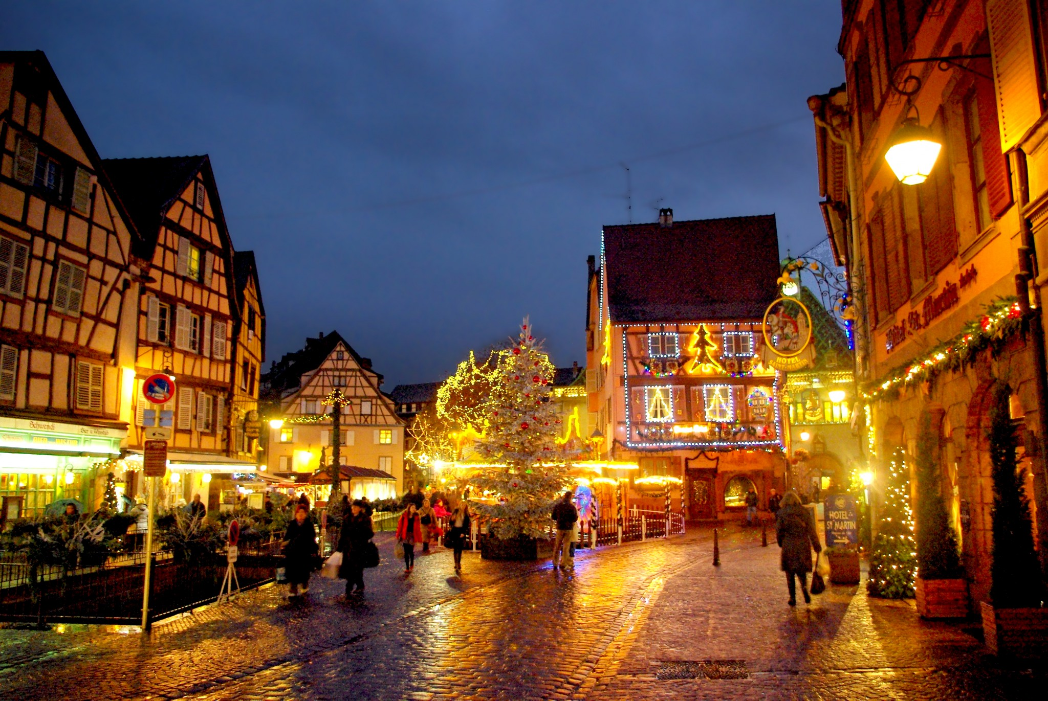 Colmar Christmas Market.Colmar Christmas Market French Moments