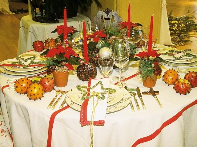 Christmas Table in Alsace © OT Strasbourg - Aurélie Cottier