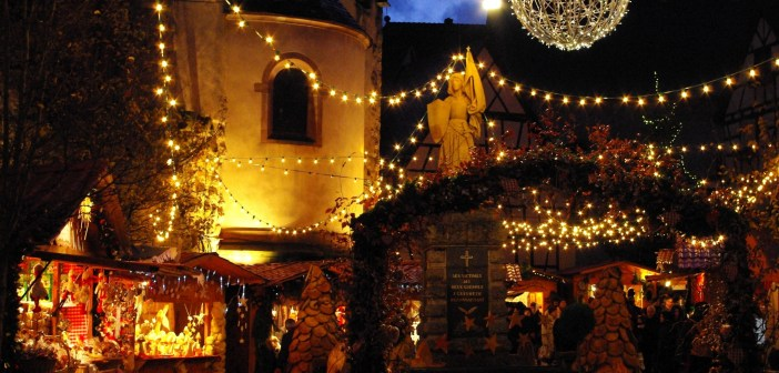 Christmas in Alsace © French Moments