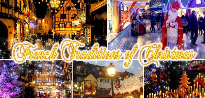The French traditions of Christmas - French Moments
