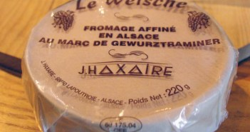 Munster Cheese © French Moments