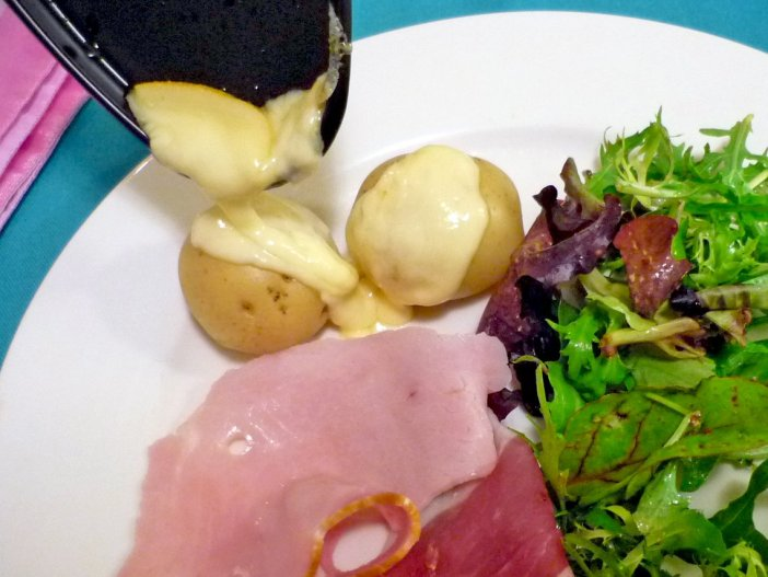 Raclette Dish © French Moments