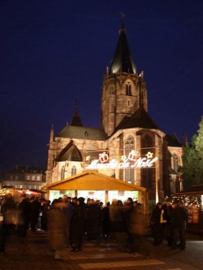 Wissembourg Christmas Market © Mairie de Wissembourg