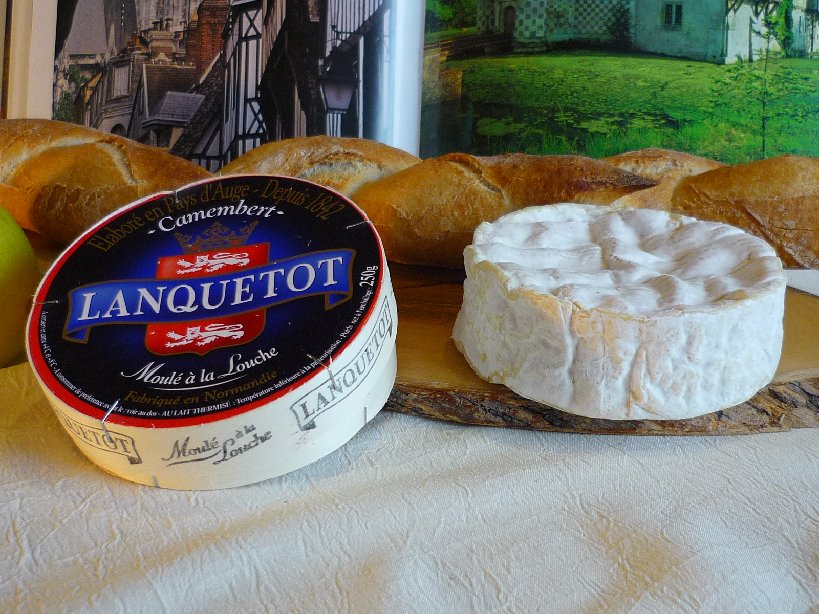 About French Cheese - French Moments