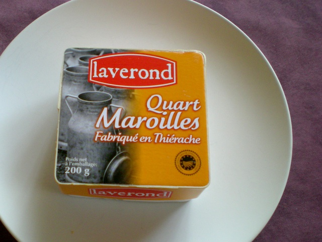 Maroilles © French Moments