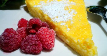 Lemon Tart © French Moments