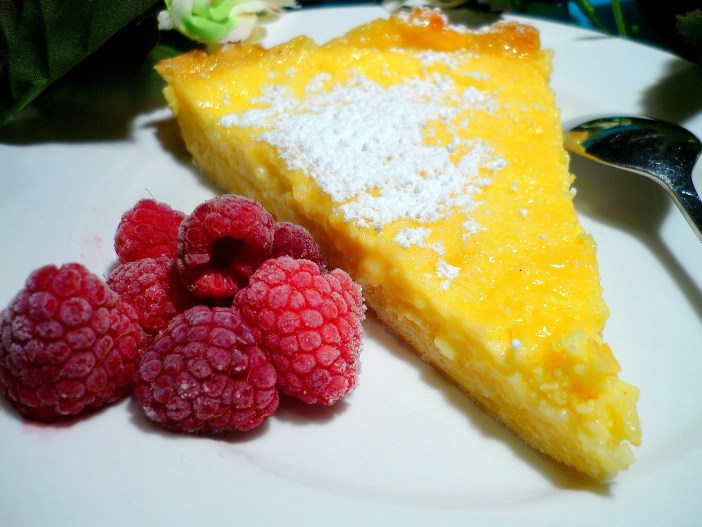 Home made Lemon Tart © French Moments