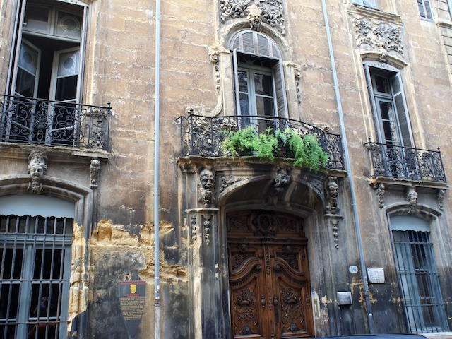 Hôtel de Panisse-Passis, Aix-en-Provence © Photo: JM Campaner, licence [CC BY-SA 3.0], from Wikimedia Commons