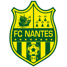 Nantes soccer club logo © Football Club de Nantes®