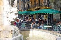 Place de l'Hôtel de Ville Aix-en-Provence © French Moments