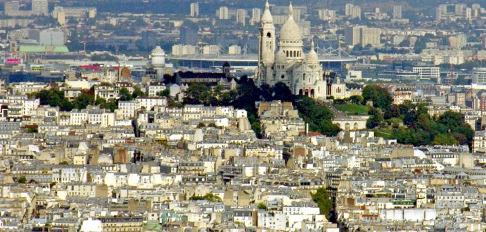 Hill of Montmartre © French Moments