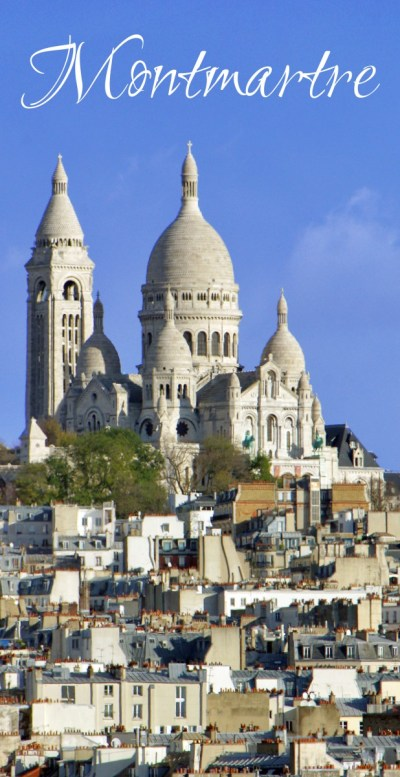 Sacré-Coeur of Montmartre, Paris © French Moments